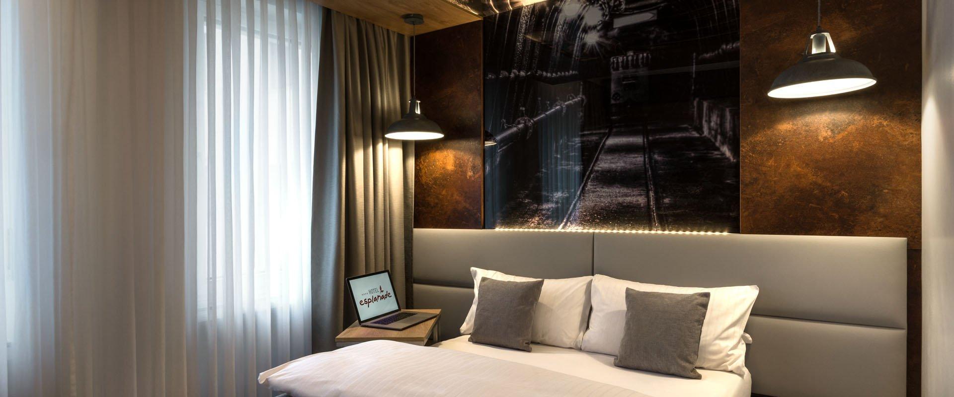 Hotel Esplanade Dortmund - zentral in der Innenstadt